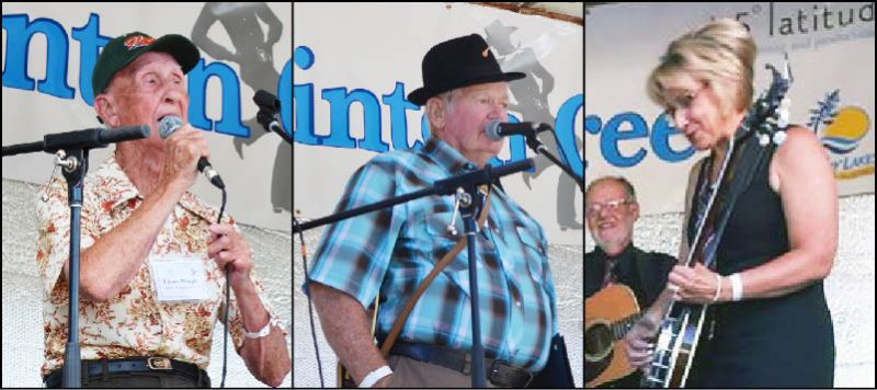 2016 Land O' Lakes Traditional Country Hall of Fame Inductees, Flinton
