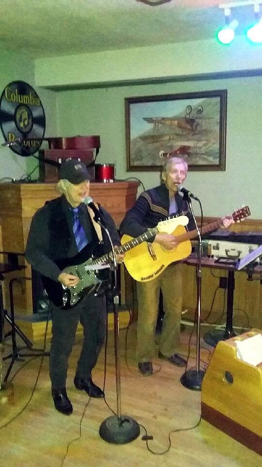 John Henry Lacasse and Jerry Talon to Perform in Flinton!