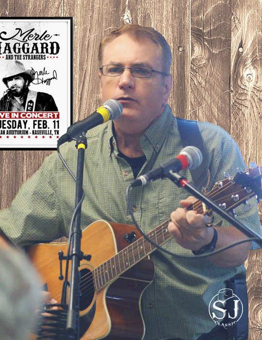 Sam Jarvis to Entertain Saturday, August 4th in Flinton!