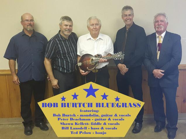 Bob Burtch Bluegrass Band will be performing at the 2018 Flinton Jamboree!