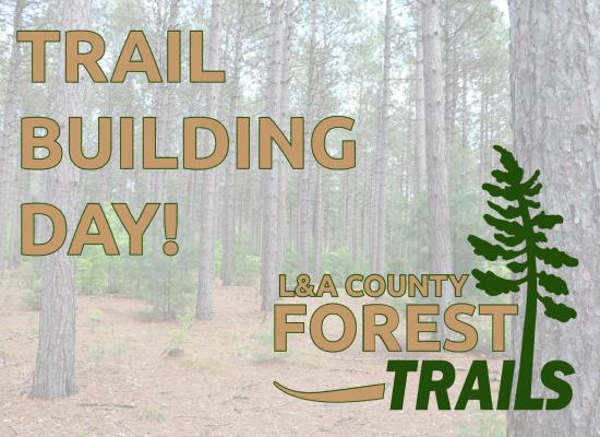 Near the Flinton Jamboree Site – New County Trail System!